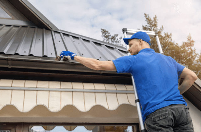 gutter cleaning in montgomery