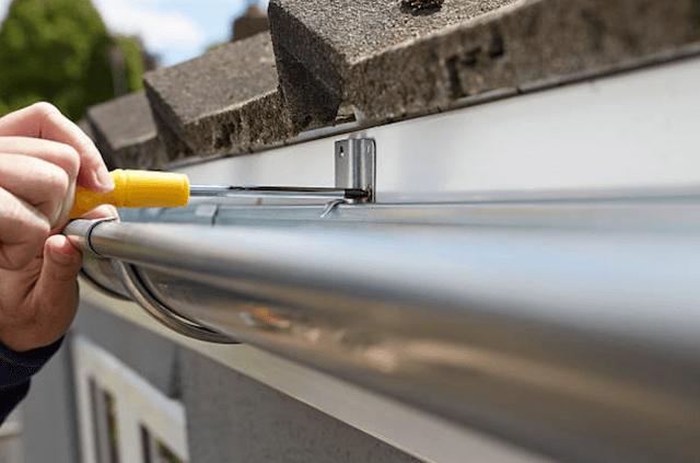 gutter repair montgomery
